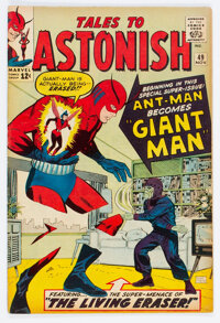 Tales to Astonish #49 (Marvel, 1963) Condition: VG+