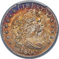 Early Dimes, 1800 10C JR-2, R.5, MS66+ PCGS. CAC....