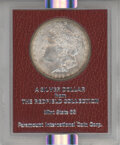 Redfield Dollars, 1899 $1 MS62 NGC. NGC Census: (1571/7342). PCGS Population: (1924/11403). CDN: $250 Whsle. Bid for NGC/PCGS MS62. Mintage 3...
