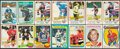Hockey Cards:Lots, 1971-82 Topps and O-Pee-Chee Hockey Collection (14) With Stars. ...