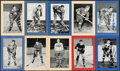 Autographs:Sports Cards, Signed 1934-1943 Bee Hive Hockey Photos (Group One) Collection (41). ...