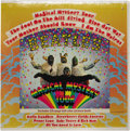 """Music Memorabilia:Recordings, Beatles """"Magical Mystery Tour"""" Sealed Stereo LP (Capitol 2835,1967). Between this album and its predecessor from earlier th..."""