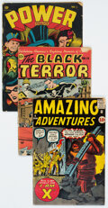 Golden Age (1938-1955):Miscellaneous, Golden Age Comics Group of 4 (Various Publishers, 1950s).... (Total: 4 Comic Books)