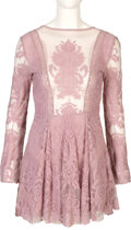 Music Memorabilia:Costumes, Taylor Swift Owned and Worn Purple Dress. ...