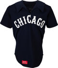Baseball Collectibles:Uniforms, 1976 Bill Veeck Chicago White Sox Organizational Jersey, MEARS A10. ...