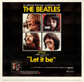 Movie Posters:Rock and Roll, Let It Be (United Artists, 1970). Very Fine+ on Linen....