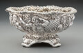 Silver & Vertu, A Tiffany & Co. Partial Gilt Silver Footed Nautical Bowl, New York 1881-1891. Marks: TIFFANY & CO., 6490 MAKERS 3616, STER...
