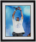 Autographs:Photos, Jay Z Signed Oversized Photograph. ...