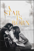 """Movie Posters:Drama, A Star is Born (Warner Bros., 2018). Rolled, Very Fine/Near Mint. One Sheet (27"""" X 40""""). DS Advance. Drama.. ..."""