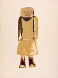 American Indian Art:Photographs, Fritz Scholder (American, 1937 - 2005) U...