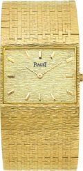 Estate Jewelry:Watches, Piaget Gold Watch . ...