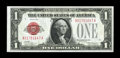 Small Size:Legal Tender Notes, Fr. 1500 $1 1928 Legal Tender Note. Very Choice Crisp Uncirculated.. ...