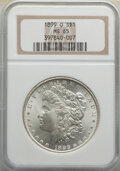 Morgan Dollars: , 1899-O $1 MS65 NGC. NGC Census: (8720/1327). PCGS Population: (9035/1856). CDN: $130 Whsle. Bid for NGC/PCGS MS65. Mintage ...