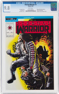 Modern Age (1980-Present):Superhero, Eternal Warrior #1 (Valiant, 1992) CGC NM/MT 9.8 White pages....