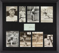 Autographs:Others, Circa 1919 Charles Comiskey Handwritten & Signed Note....
