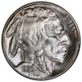 Buffalo Nickels: , 1930-S 5C MS65 PCGS. CAC. PCGS Population: (484/221). NGC Census: (205/24). CDN: $300 Whsle. Bid for NGC/PCGS MS65. Mintage...
