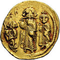 Ancients:Byzantine, Ancients: Heraclius, with Heraclius Constantine and Heraclonas....