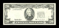 Error Notes:Third Printing on Reverse, Fr. 2081-D $20 1995 Federal Reserve Note. About Uncirculated.. ...