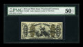 Fractional Currency:Third Issue, Fr. 1369 50c Third Issue Justice PMG About Uncirculated 50 EPQ....