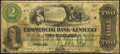 Obsoletes By State:Kentucky, Paducah, KY- Commercial Bank of Kentucky, Bank in Monticello $2 1859 KY-255 G94a Very Good. . ...