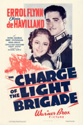 Movie Posters:Adventure, The Charge of the Light Brigade (Warner Bros., 1936). Very...