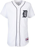 Baseball Collectibles:Uniforms, 2015 Miguel Cabrera Game Worn Detroit Tigers Jersey from 6...
