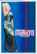 Movie Posters:Documentary, Marilyn by Enzo Nistri (20th Century Fox, 1963). Very Fine...