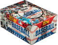 Baseball Cards:Singles (1970-Now), 1981 Topps Baseball Wax Box With 36 Unopened Packs. ...