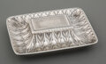 Silver & Vertu, An American Partial Gilt Silver Match Safe for Tiffany & Co., New York, 1892-1902. Marks: TIFFANY & CO., STERLING, T. 1-...