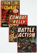 Golden Age (1938-1955):War, Golden Age War Related Comics Group of 20 (Various Publishers, 1952-54) Condition: VG.... (Total: 20 )