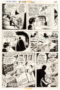 Original Comic Art, Curt Swan and Murphy Anderson Action Comics #406 Story Page 2 Original Art (DC, 1971)....