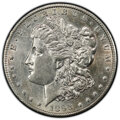 Morgan Dollars, 1893-O $1 AU50 PCGS. The 1893-O is a semikey date in the Morgan dollar series, boasting a small mintage of 300,000 pieces. ...
