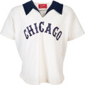 Baseball Collectibles:Uniforms, 1977-78 Bob Lemon Game Worn & Signed Chicago White Sox Man...