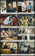 "Movie Posters:Academy Award Winner, Annie Hall (United Artists, 1977). Mini-Lobby Card Set (8"" X 10"").Academy Award Winner.... (Total: 8 Items)"