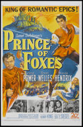 "Prince of Foxes (20th Century Fox, 1949). One Sheet (26.75"" X 41""). Adventure"