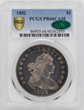 1802 CA Proof Early Dollars PCGS PR66 CAC...(PCGS# 86905)