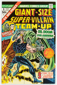Giant-Size Super-Villain Team-Up #1 (Marvel, 1975) Condition: VF/NM