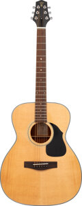 Musical Instruments:Acoustic Guitars, modern Voyage-air VAOM-06SN Natural Acoustic Guitar, Serial #08100255.. ...