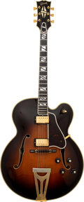 Musical Instruments:Electric Guitars, 1981 Gibson Super 400 Sunburst Archtop Electric Guitar, Serial #82171008.. ...