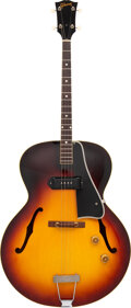 Musical Instruments:Electric Guitars, 1959 Gibson ETG-150 Sunburst Archtop Electric Guitar, Serial #S90121.. ...