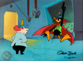 """Animation Art:Limited Edition Cel, """"Daffy Duck and Dr. Hi"""" Limited Edition Cel Signed by Chuck Jones (Warner Brothers, 1986)...."""
