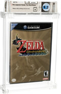 Video Games:Nintendo, The Legend of Zelda: The Wind Waker - Wata 9.2 A Sealed [Made in USA], G.Cube Nintendo 2003 USA....