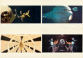 "Movie Posters:Science Fiction, 2001: A Space Odyssey (MGM, 1968). Rolled, Very Fine+. Italian Promotional Posters (12) (40"" X 27.5"").. ... (Total: 12 Items)"