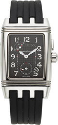 Timepieces:Wristwatch, Jaeger-LeCoultre, Gran' Sport Day/Night Reverso, Ref. 295....