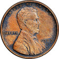 Lincoln Cents, 1909-S 1C VDB -- Cleaned -- NGC Details. AU. Mintage 484,000. ...