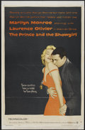 "Movie Posters:Romance, The Prince and the Showgirl (Warner Brothers, 1957). One Sheet (27"" X 41""). Romance...."