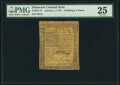 Colonial Notes:Delaware, Delaware January 1, 1776 2s 6d PMG Very Fine 25.. ...