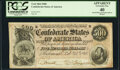 Confederate Notes:1864 Issues, T64 $500 1864 PF-2 Cr. 489 PCGS Apparent Extremely Fine 40.. ...