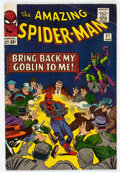 Silver Age (1956-1969):Superhero, The Amazing Spider-Man #27 (Marvel, 1965) Condition: VG+....