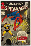 Silver Age (1956-1969):Superhero, The Amazing Spider-Man #46 (Marvel, 1967) Condition: FN....